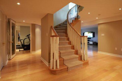 basement stairs utah