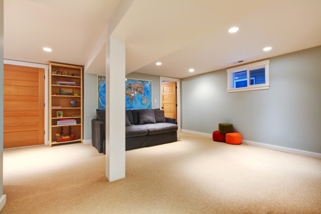 6 Easy Ideas to Spruce up Your Boring Basement