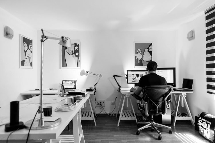 Why Should You Consider Converting Your Basement into a Home Office